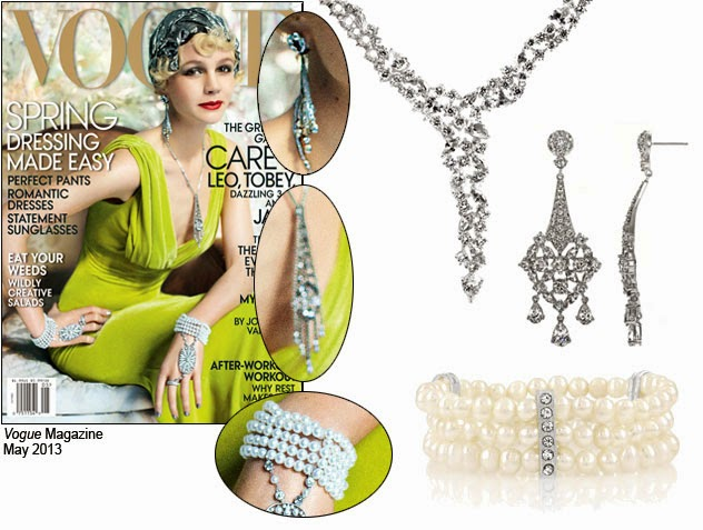 the great gatsby 2013 art deco jewelry collection by