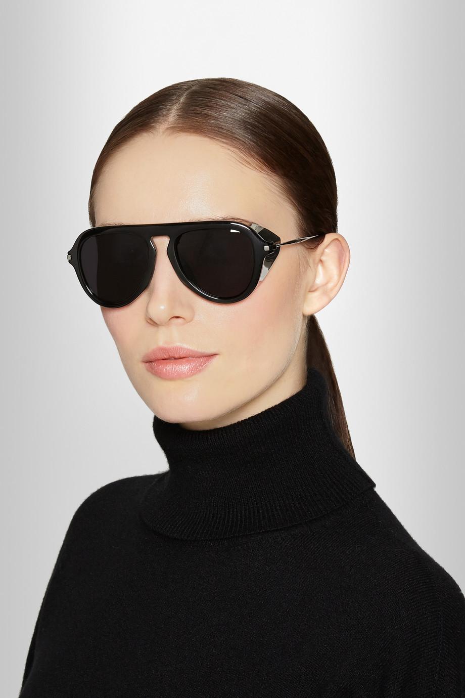 e728dd124 Gucci Vintage Inspired Aviator Sunglasses | Style Me Maude